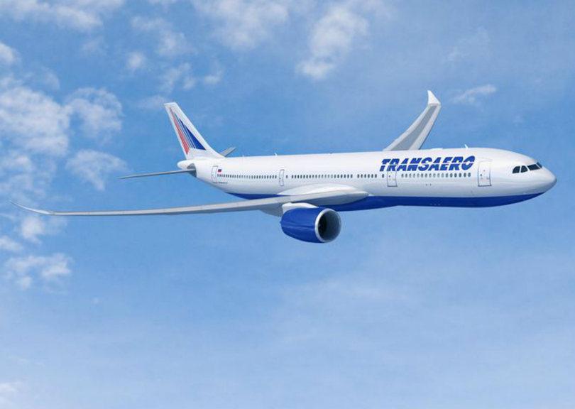Transaero A330