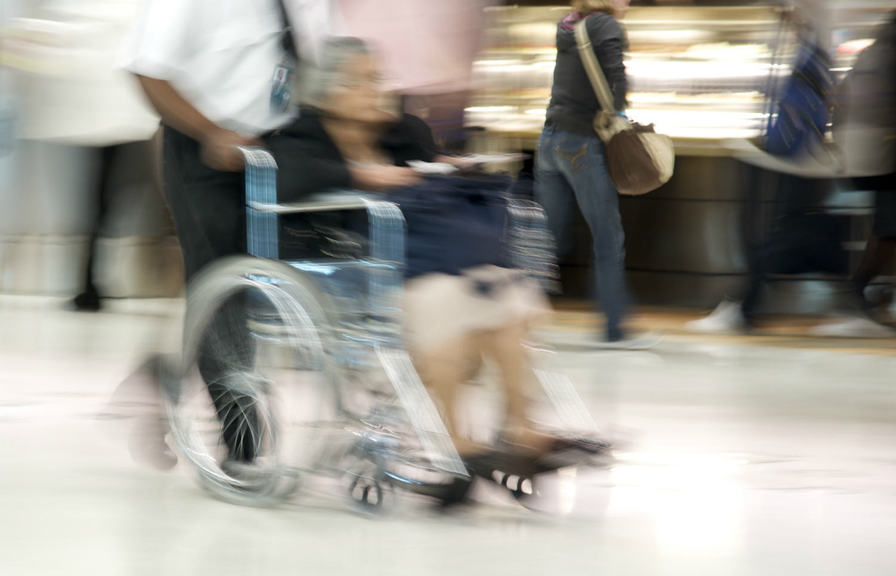 Four UK airports still failing disabled passengers, CAA finds
