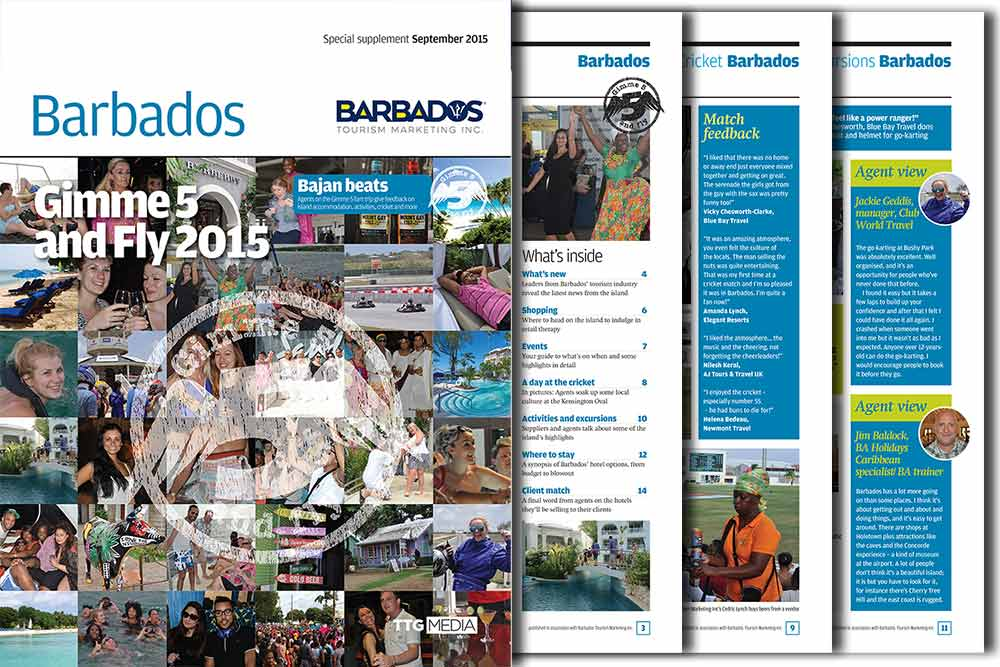 Barbados 2015 supplement