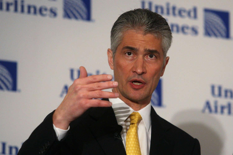 Jeff Smisek, United Airlines