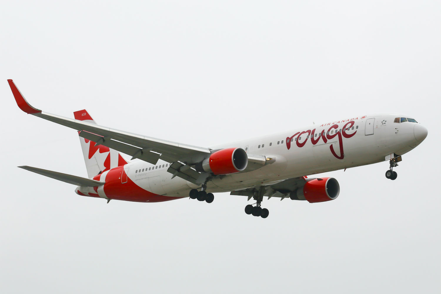 Air Canada rouge to start new Glasgow-Toronto service