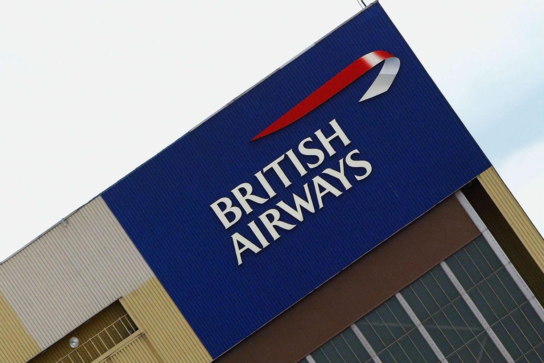 British Airways, BA, logo