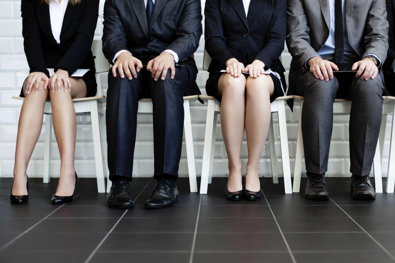 Job interview, recruitment