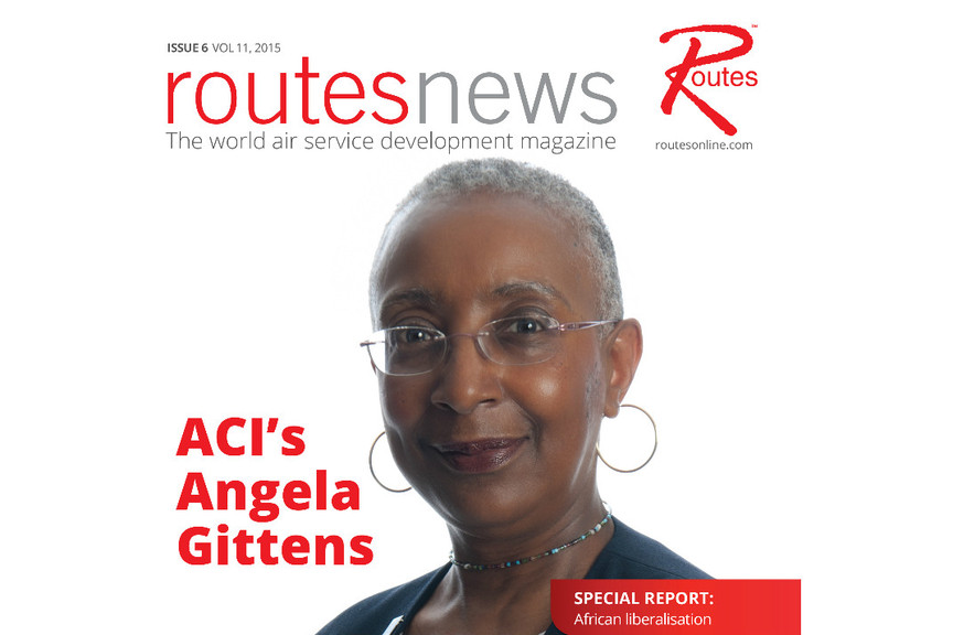 Routes News cover