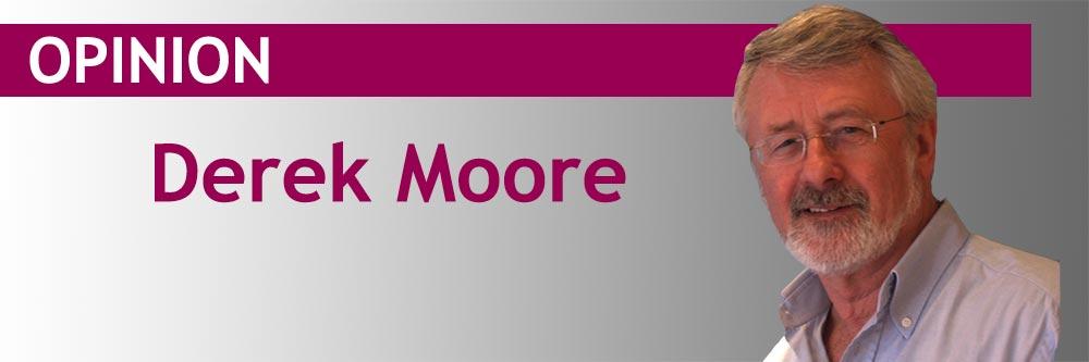 Derek Moore opinion Chairman Aito