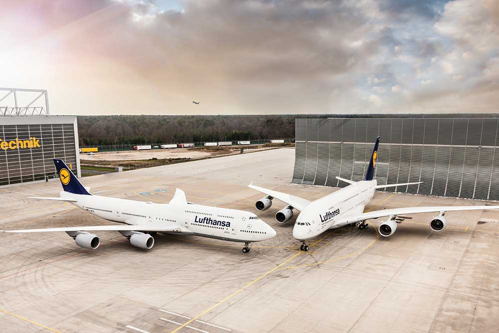 Complaints to EC put pressure on Lufthansa