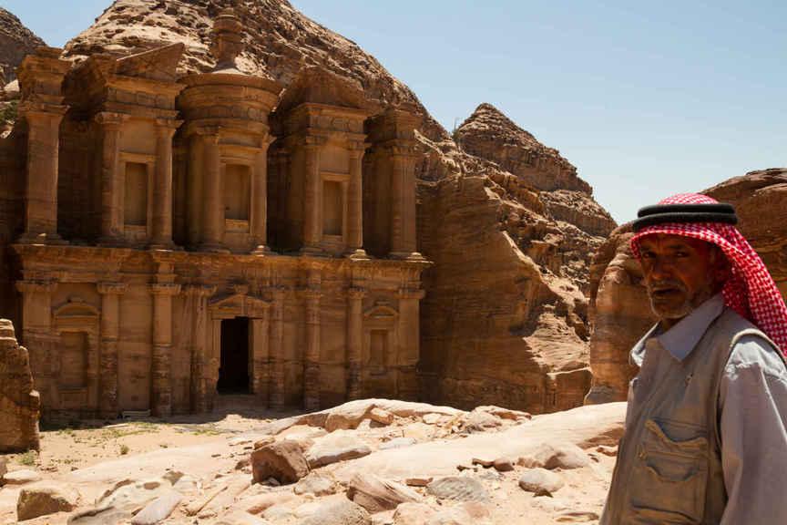 Complaints over Jordan visitor pass