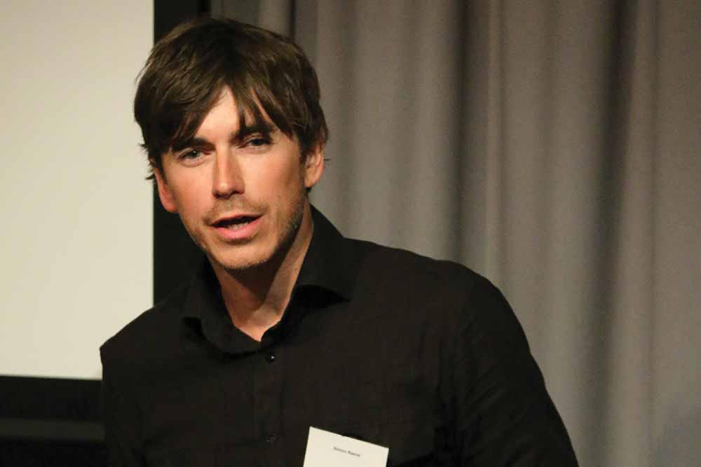 Simon Reeve TV presenter