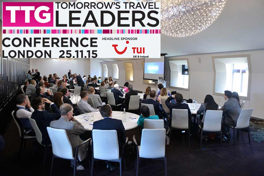 Tomorrow's Travel Leaders conference