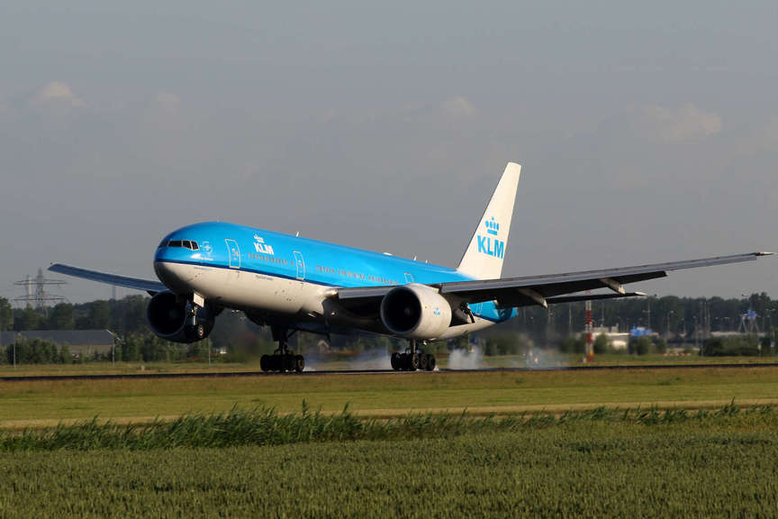 Delayed passenger wins KLM compensation fight