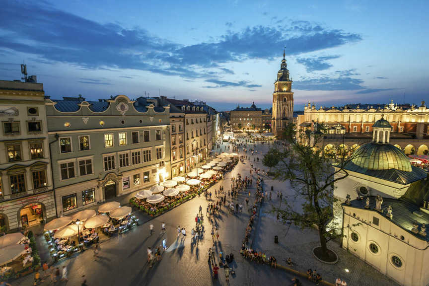 Krakow tops Which? European short break survey again