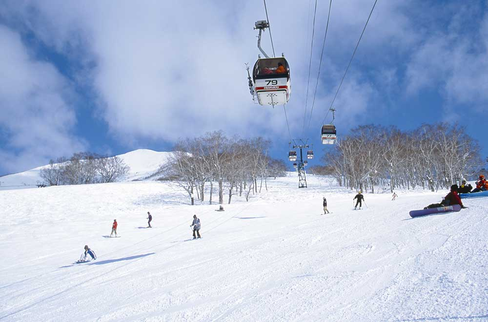 Niseko Japan skiing snowboarding Asia