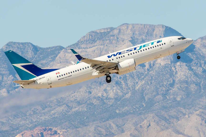 WestJet reveals fares for UK flights