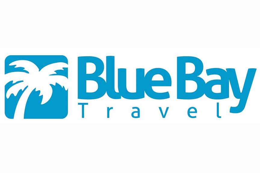 Blue Bay Travel logo
