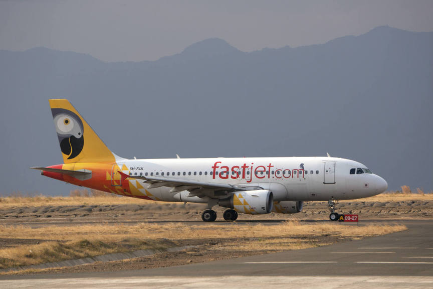 Fastjet losses narrow following 'painful' stabilisation process