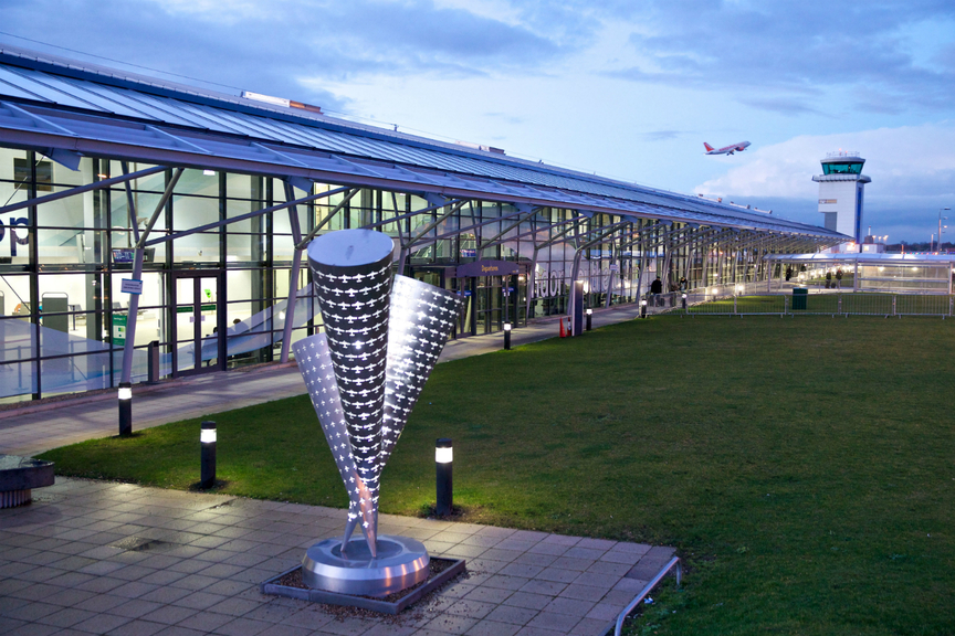 Stobart's aviation interests include Southend airport