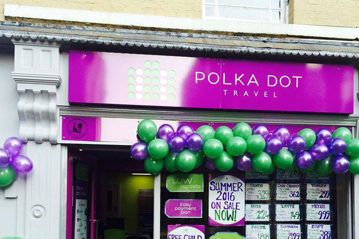 Tip-off leads to new branch for Polka Dot