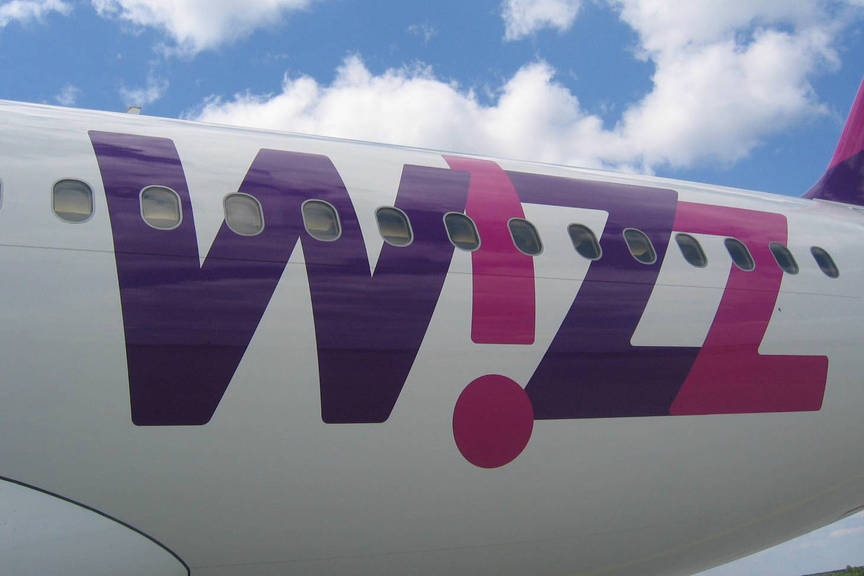 Wizz Air adds two new Birmingham routes from October