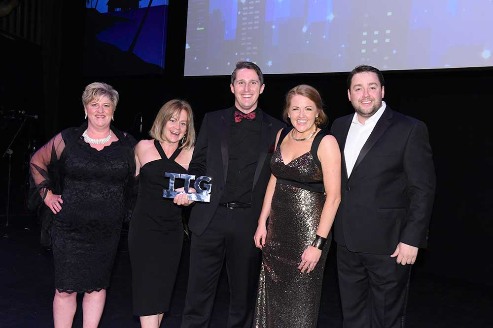 Accommodation Supplier of the Year winner