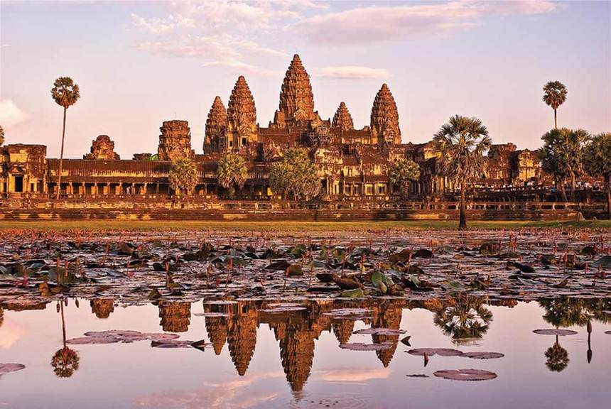 Emirates launches Cambodia service
