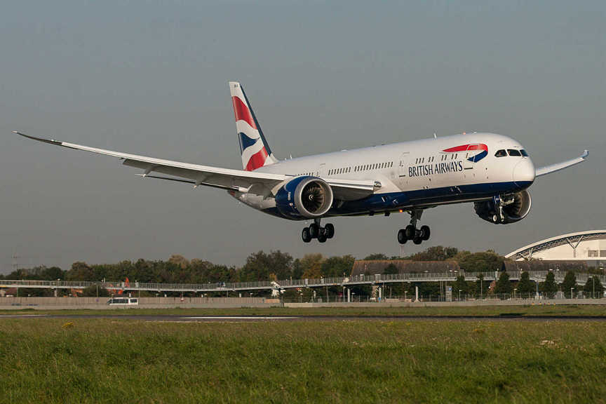 BA said nearly half its fleet was displaced as a result of the strike