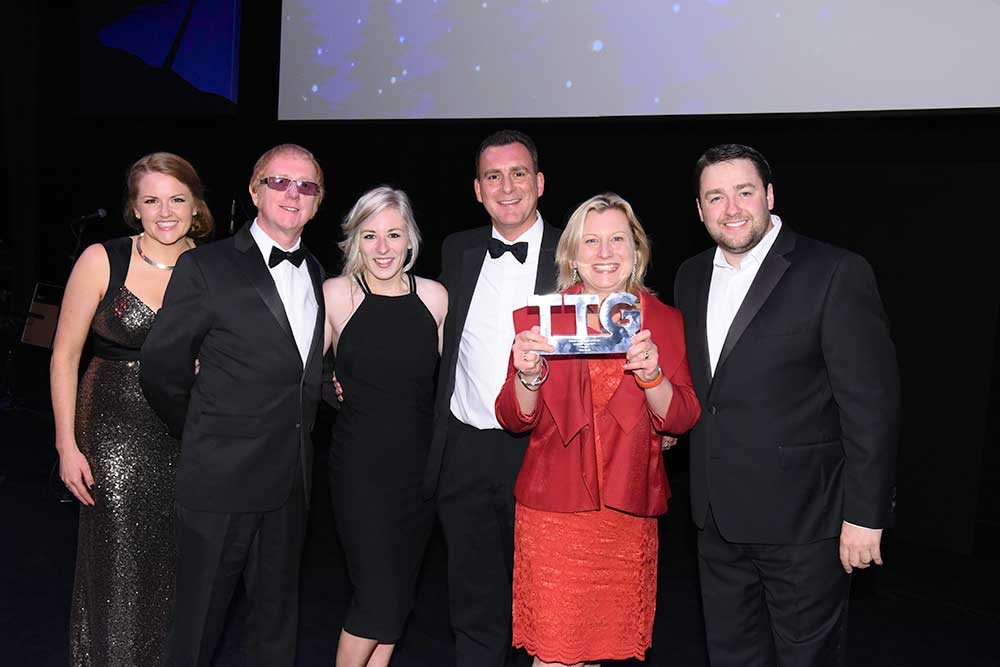 Business Travel Agency of the Year winner