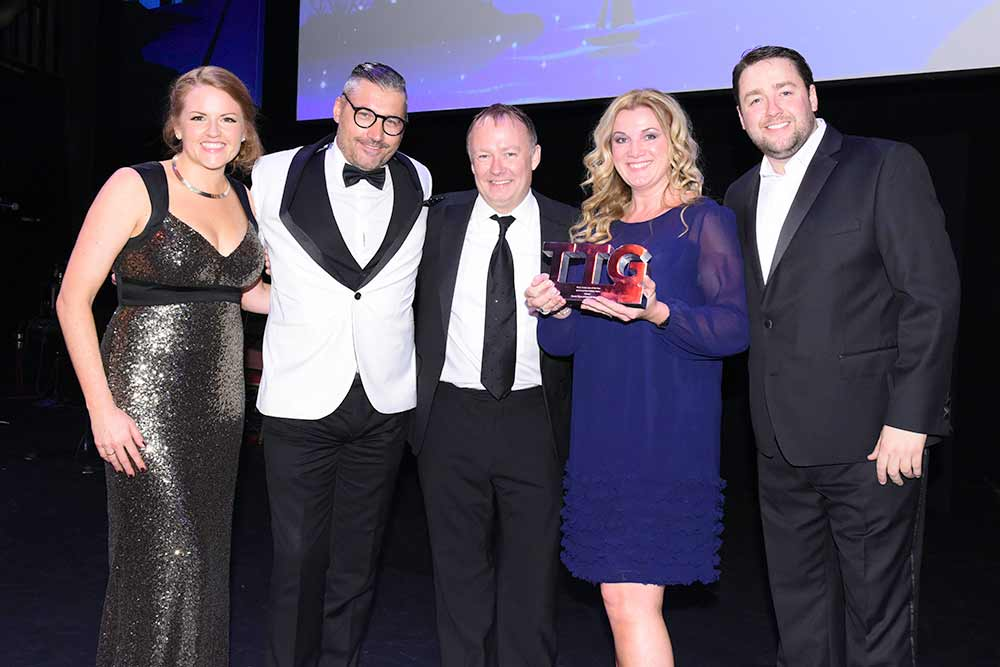 River Cruise line of the Year winner