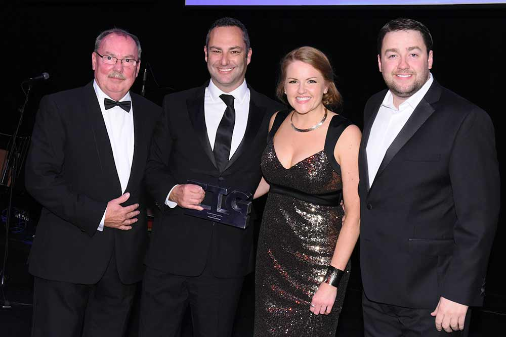 Specialist Operator of the Year winner