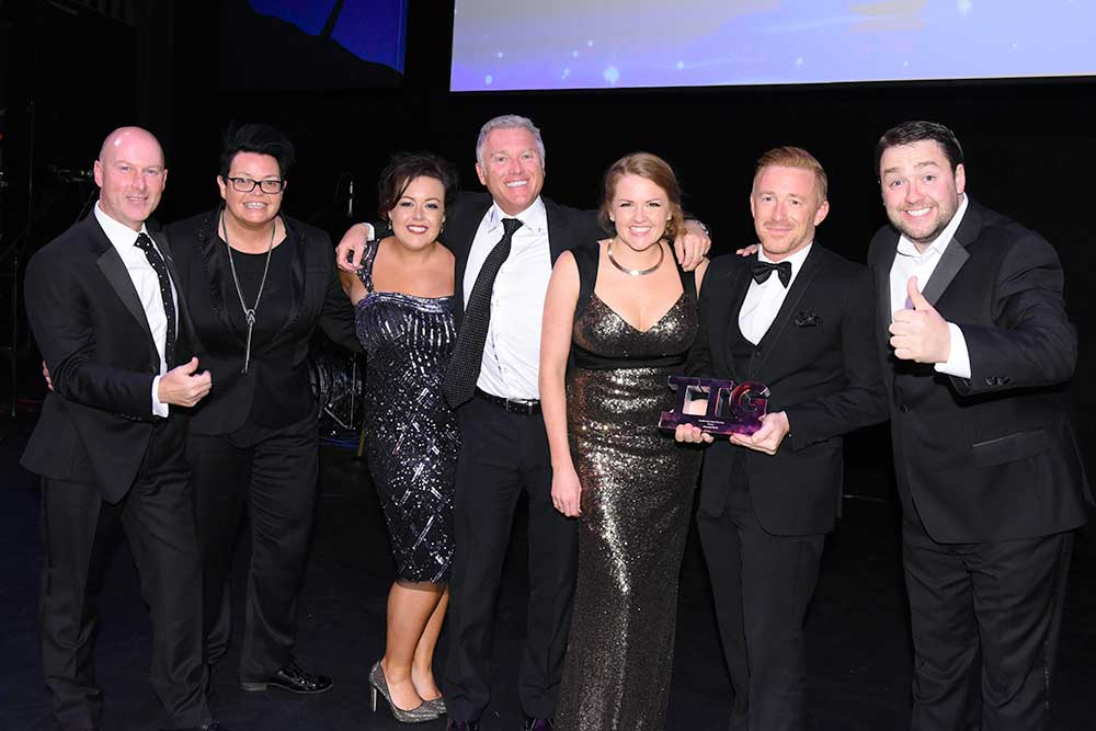 Supplier Sales Team of the Year winner