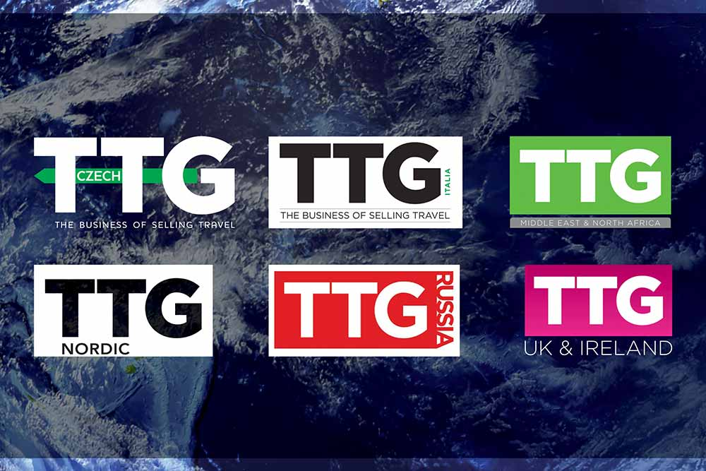 TTG international partners: one brand, one outlook