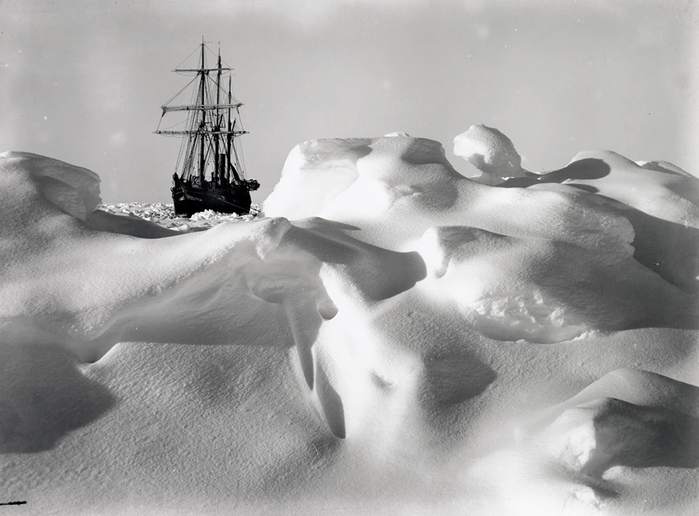 Silversea teams up with RGS for Shackleton commemorative events and cruises