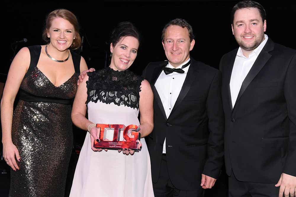 Travel Agent of the Year – Independent winner
