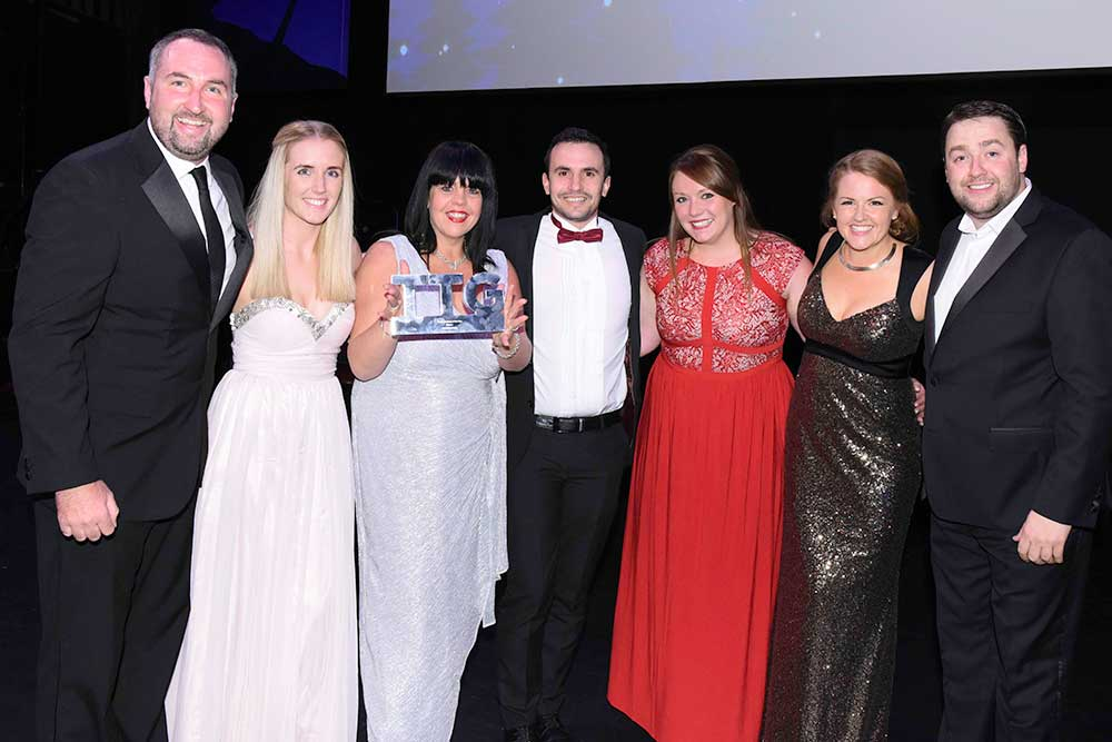 Travel Company of the Year winner