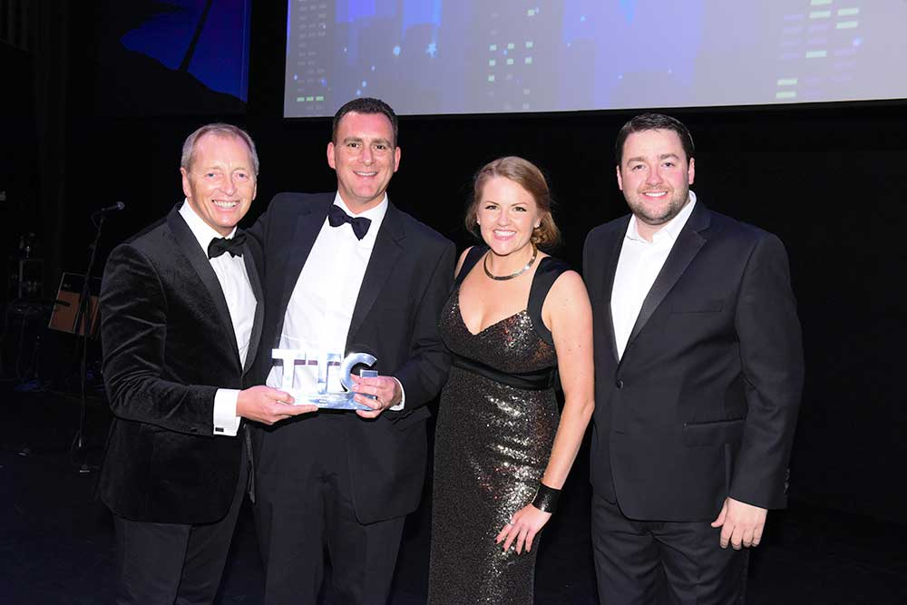Travel Technology Business of the Year winner