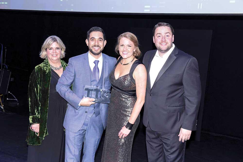 UK Holiday Operator of the Year winner