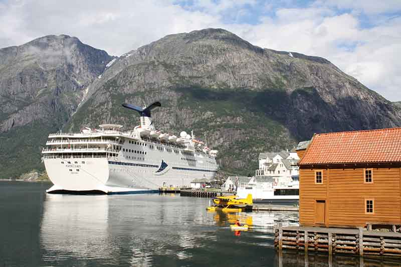 Magellan: Fjord-ward thinking