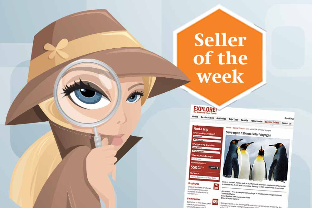 Mystery Shopper's seller of the week: Explore.co.uk