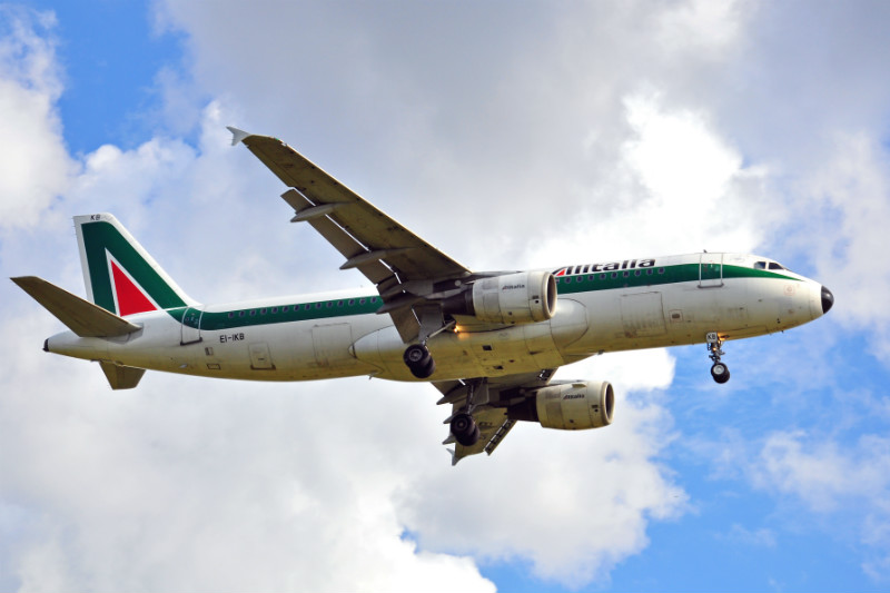 Alitalia predicts return to profitability by 2017