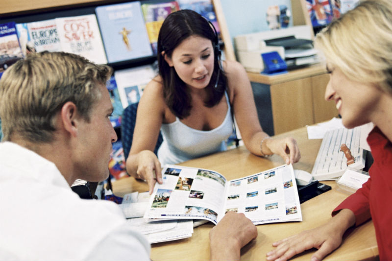 Why an uncertain world increasingly needs travel agents