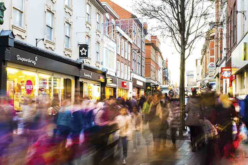 Govt set to roll out £22 billion high street support package