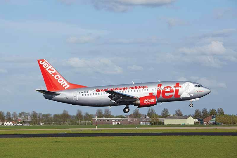 'Exceptional summer' helps Jet2 parent fly high