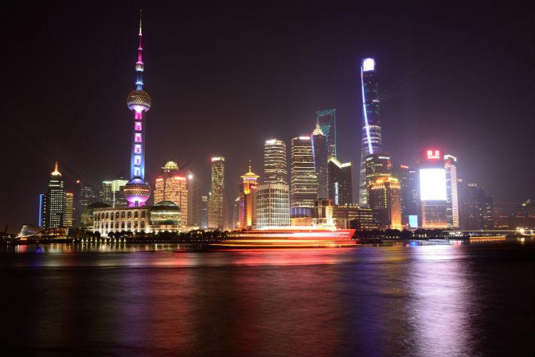 China, cruise