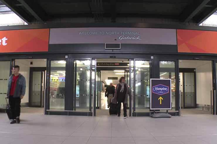 Gatwick North Terminal