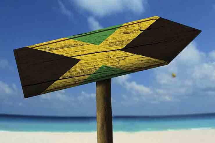 Jamaica sign