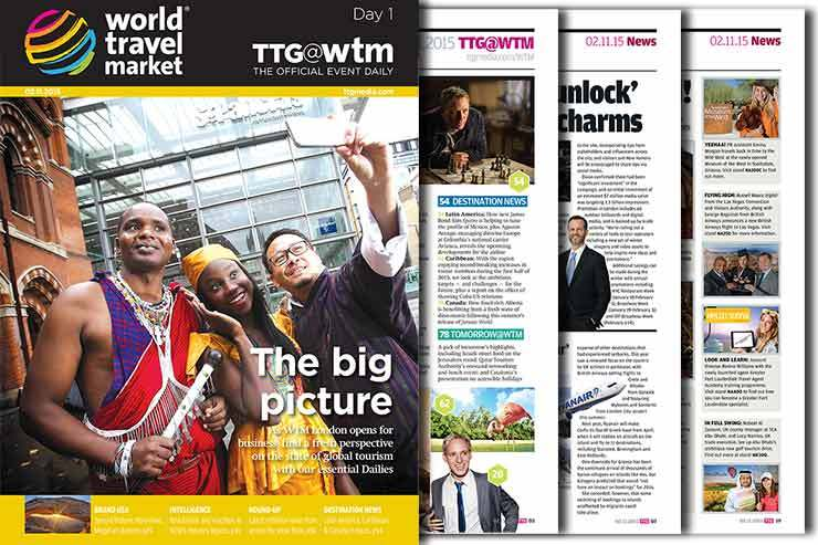 Read the WTM Official Daily edition: Day one