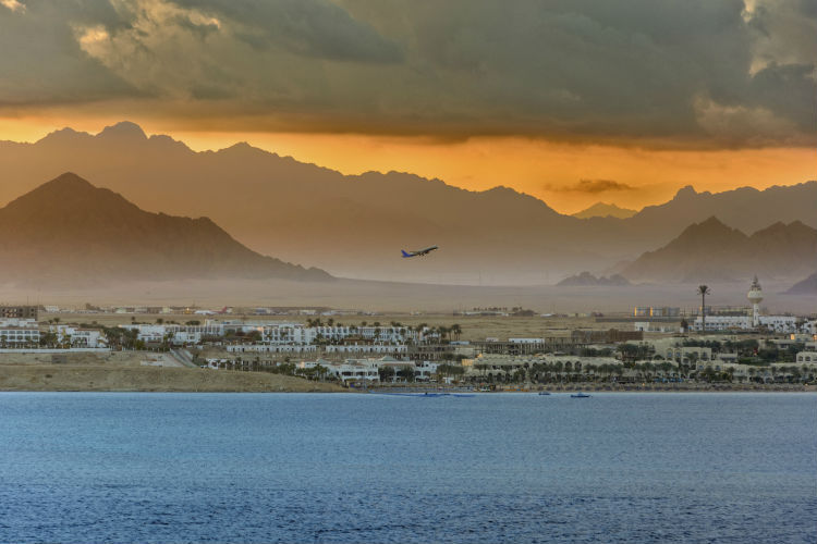 WTTC and UNWTO call for flights to Sharm to resume