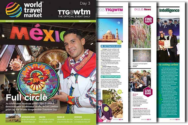 Read the WTM Official Daily edition: Day three