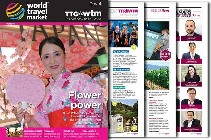 Read the WTM Official Daily edition: Day four