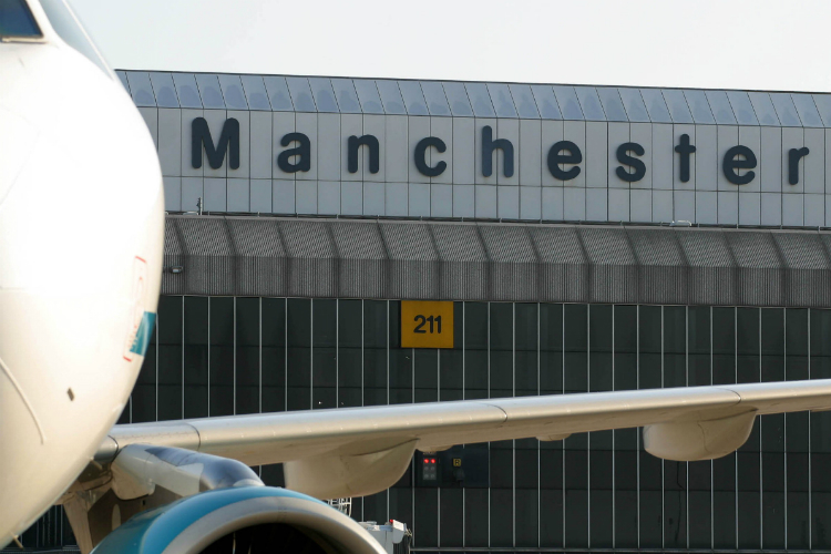 Manchester airport reports growth despite Cook collapse