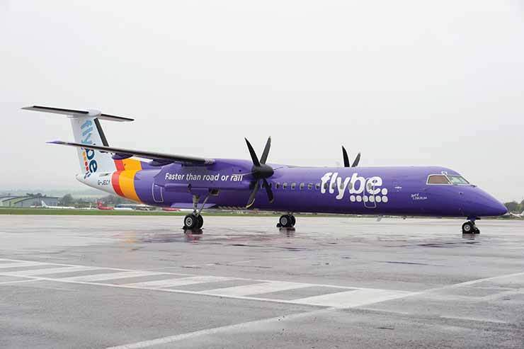 Flybe collapsed just 14 months after it was rescued by the Connect consortium